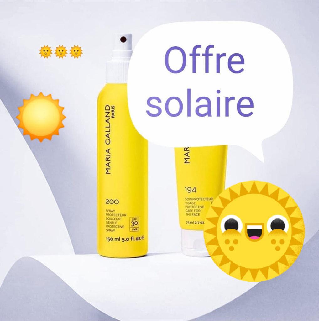 FAN Beauté Fontenilles offre solaire été 2021